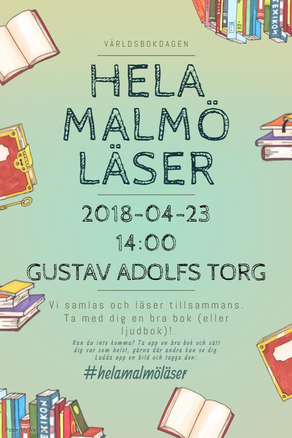 Hela Malmö Läser 2018